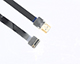 Click for the details of Super Soft Shielded HDMI to 90 Degree HDMI Cable - Black, 50CM.