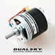 Click for the details of DUALSKY XM5060EA-8 355KV Outrunner Brushless Motor for Airplane.