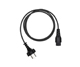Click for the details of DJI  Inspire 2 - 180W Charger AC Cable(CN).