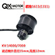 Click for the details of QX 30mm Ducted fan W/ QF1611-7000KV(3S) Motor.