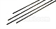 Click for the details of M3 x L300mm Metal Push Rods (4pcs) HY016-00103.