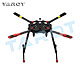 Click for the details of Tarot X4 Quadcopter Umbrella Folding Arm w/ Electronic Landing Gear TL4X001.