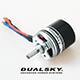 Click for the details of DUALSKY XM3548EA-4 915KV Outrunner Brushless Motor for Airplane.