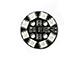 Click for the details of Matek RGB5050 7-color Circular LED Plate - 8 LED, 16V Input.