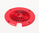 Click for the details of DJI Bottom Cover for 6010 motor base (Red) .