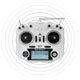 Click for the details of FrSky Q X7 ACCESS Radio - White.