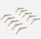 Click for the details of D2×L33mm Pivot & Round Hinges (10pcs) HY008-00101.